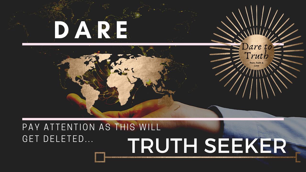TRUTHSEEKER, NO LIES, TRUMP, JESUS
